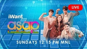 iWant ASAP Live 20190217