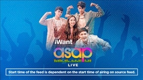 iWant ASAP Live