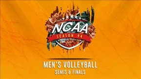 NCAA 94: Men's Volleyball VOD 20190208