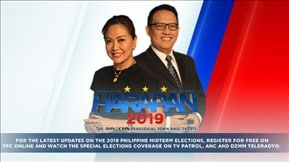 Harapan 2019: The ABS-CBN Senatorial Town Hall Debate (VOD) 20190303