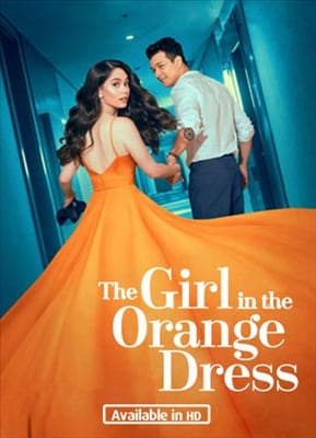 The Girl in the Orange Dress 20181225