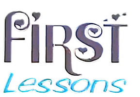 first-lessons