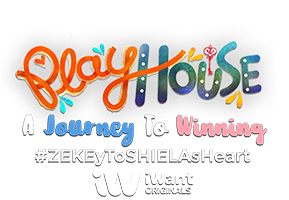 PLAYHOUSE: The Journey to winning #ZEKEyToSHIELAsHeart
