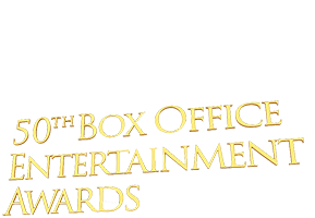 THE 50TH BOX OFFICE ENTERTAINMENT AWARDS