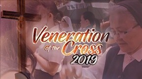 Veneration of the Cross  20190419