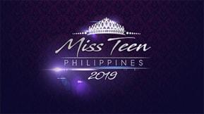 Ms. Teen Philippines 2019 20190520