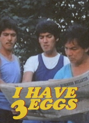 I Have Three Eggs 19900816