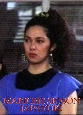 Maricris Sioson (Japayuki) 19930922