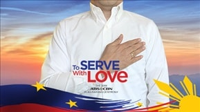 To Serve With Love: The 2019 ABS-CBN Flag Raising Ceremony 20190612