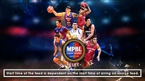 MPBL Lakan Season Live 20190709