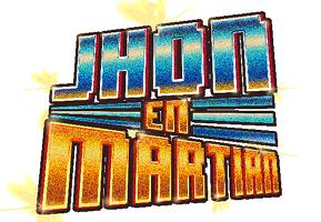 Jhon En Martian