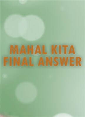 Mahal Kita… Final Answer! 20020123