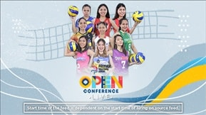 PVL Open Conference Live