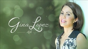 Gina Lopez 20190819