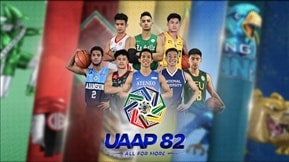 UAAP 82: Men's Basketball 20191120