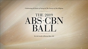 The ABSCBN Ball 2019 Red Carpet Coverage 20190914