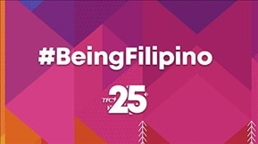 TFC 25: Being Filipino 20191130