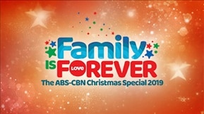 Family is Forever ABS-CBN Christmas Special 2019 20191215