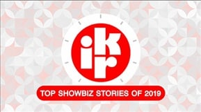 I Know Right: Top Showbiz Stories of 2019 20200102
