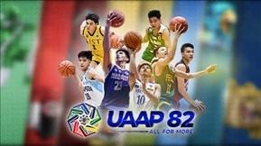 UAAP 82: Juniors Basketball Live