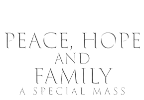 Peace, Hope, and Family