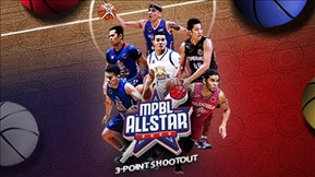 MPBL Lakan Season All Star VOD - 3 Point Shootout 20200213