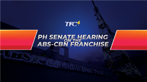 PH Senate Hearing on ABS-CBN Franchise 20200519