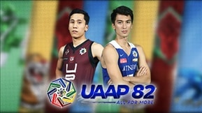 UAAP 82: Men's Volleyball VOD 20200308