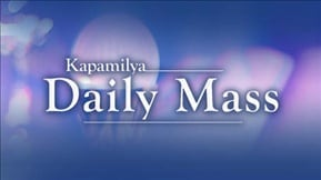 Kapamilya Daily Mass 20210123