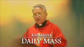 Kapamilya Daily Mass 20201025