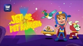 Jet and the Pet Rangers 20200417