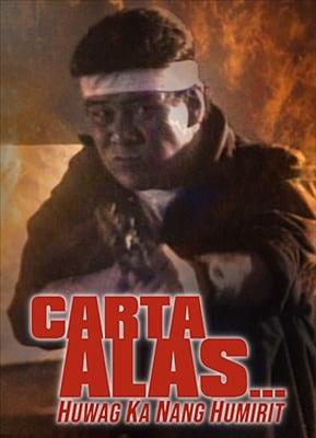 Carta Alas... Huwag Ka Nang Humirit 20010530