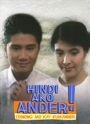 Hindi Ako Ander, Itanong Mo Kay Kumander 19960529