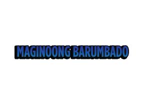 Maginoong Barumbado