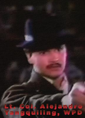 Lt. Col. Alejandro Yanquiling, WPD 19930101