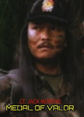 Medal of Valor: Lt. Jack Moreno 19911120