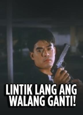 Lintik Lang ang Walang Ganti! 19910412