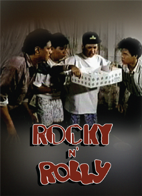 Rocky and Rolly 19900809