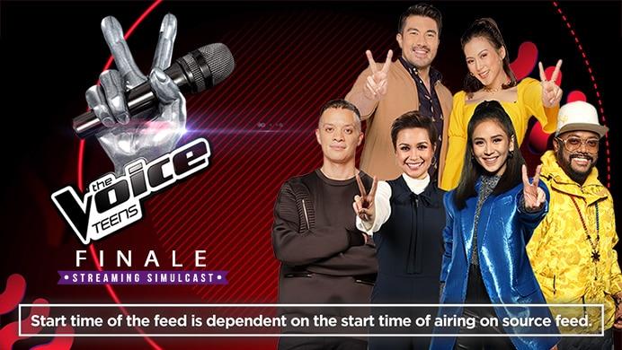 The Voice Teens Season 2 Live