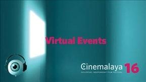Cinemalaya Virtual Events 20201015