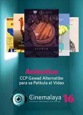 CCP Gawad Alternatibo: Animation