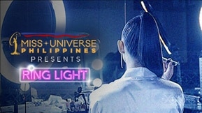 Miss Universe Philippines Presents Ring Light 20201027