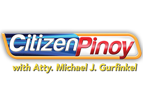 Citizen Pinoy: Fake Name and Passport