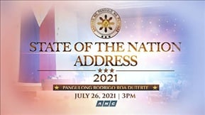 State of The Nation Address 2021 Special Coverage 20210726
