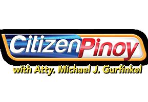 Citizen Pinoy: Humanitarian Validation vs. Survivor Law