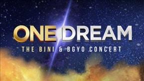 One Dream: The Bini x BGYO Concert Day 1 Live
