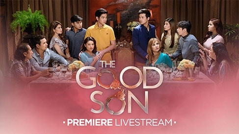 The Good Son Premiere Livestream