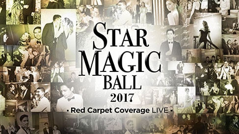 Star Magic Ball 2017 Red Carpet Live