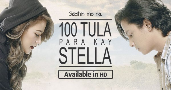 100 tula para kay stella full movie free watch