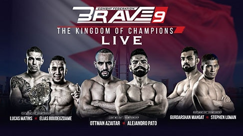 Brave 9: The Kingdom of Champions Live